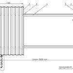 Как правильно составить смету на забор из профлиста?